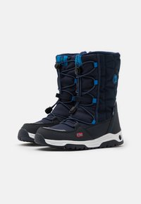 TrollKids - KIDS NORDKAPP WINTER BOOTS UNISEX - Zimní obuv - navy/medium blue - 1