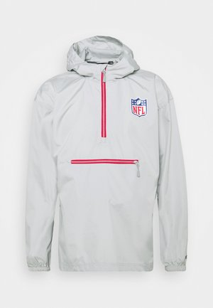 NFL NFL ENHANCED SPORT LIGHTWEIGHT JACKET - Training jacket - sports grey