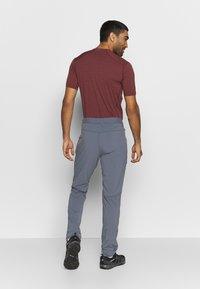 Haglöfs - LITE FLEX PANT MEN - Outdoor trousers - dense blue - 2