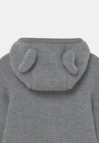 Huttelihut - JACKIE EARS UNISEX - Fleece jacket - light grey - 2
