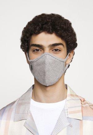 FACEMASK 2 PACK - Community mask - grey melange