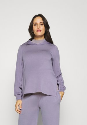 MLZEDALOUNGE HOODIE - Sweater - minimal gray