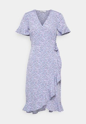 ONLOLIVIA WRAP DRESS TALL - Day dress - chinese violet