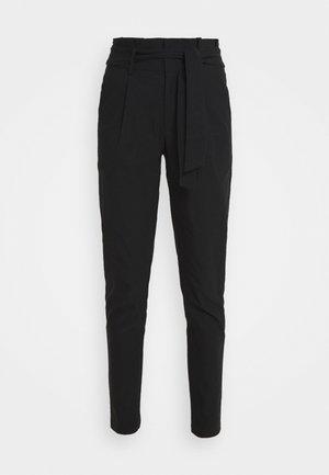 IHVERDA - Trousers - black