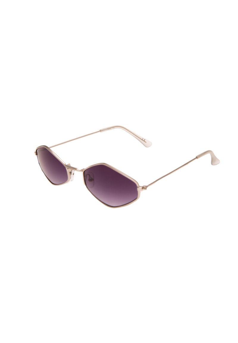 Jeepers Peepers - Lunettes de soleil - silver