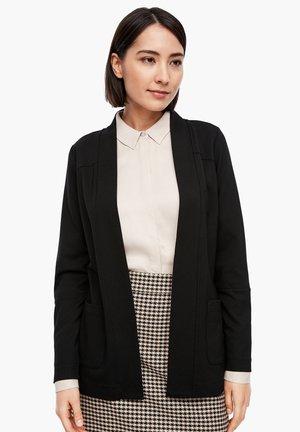 Short coat - true black