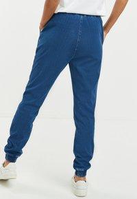 Next - Trousers - blue denim - 2