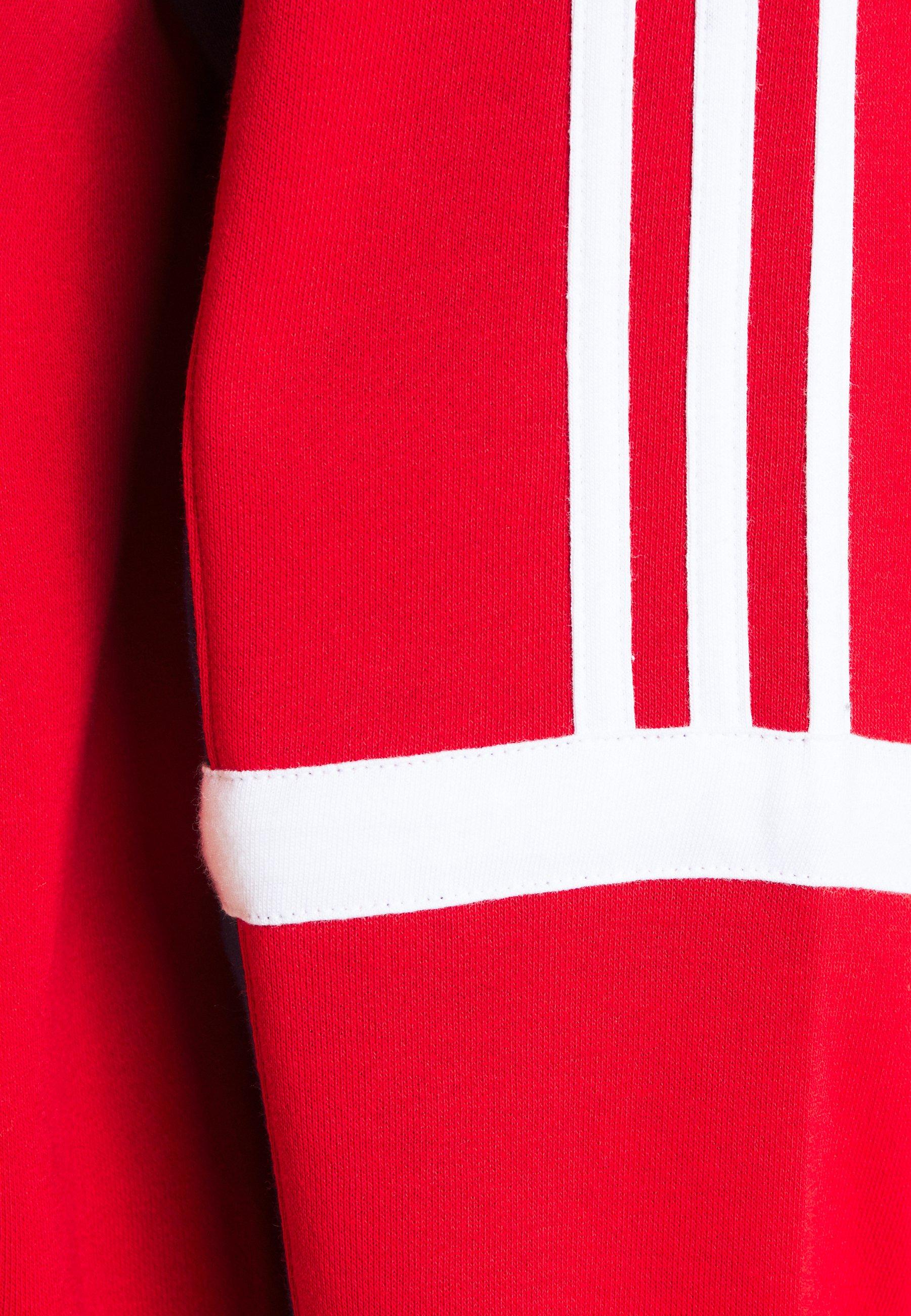 Adidas Originals Classics Hoody - Hoodie Scarle/conavy