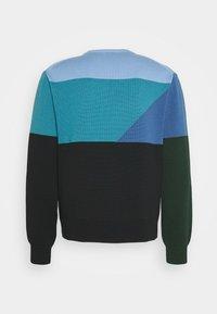 PS Paul Smith - MENS PULLOVER CREW NECK - Jumper - blue/multi-coloured - 1