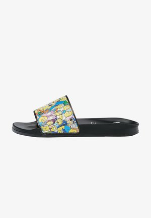 THE SIMPSONS - Badslippers - black