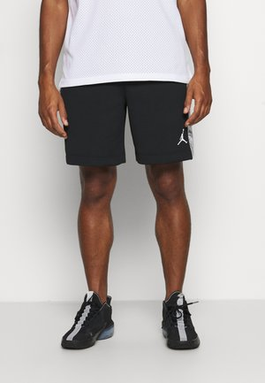 AIR - Träningsshorts - black/white/white/white