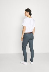 Scotch & Soda - NEW BELTED  - Chinot - blue - 2