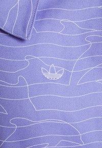 adidas Originals - JACKET - Cowboyjakker - light purple/white/silver met. - 6