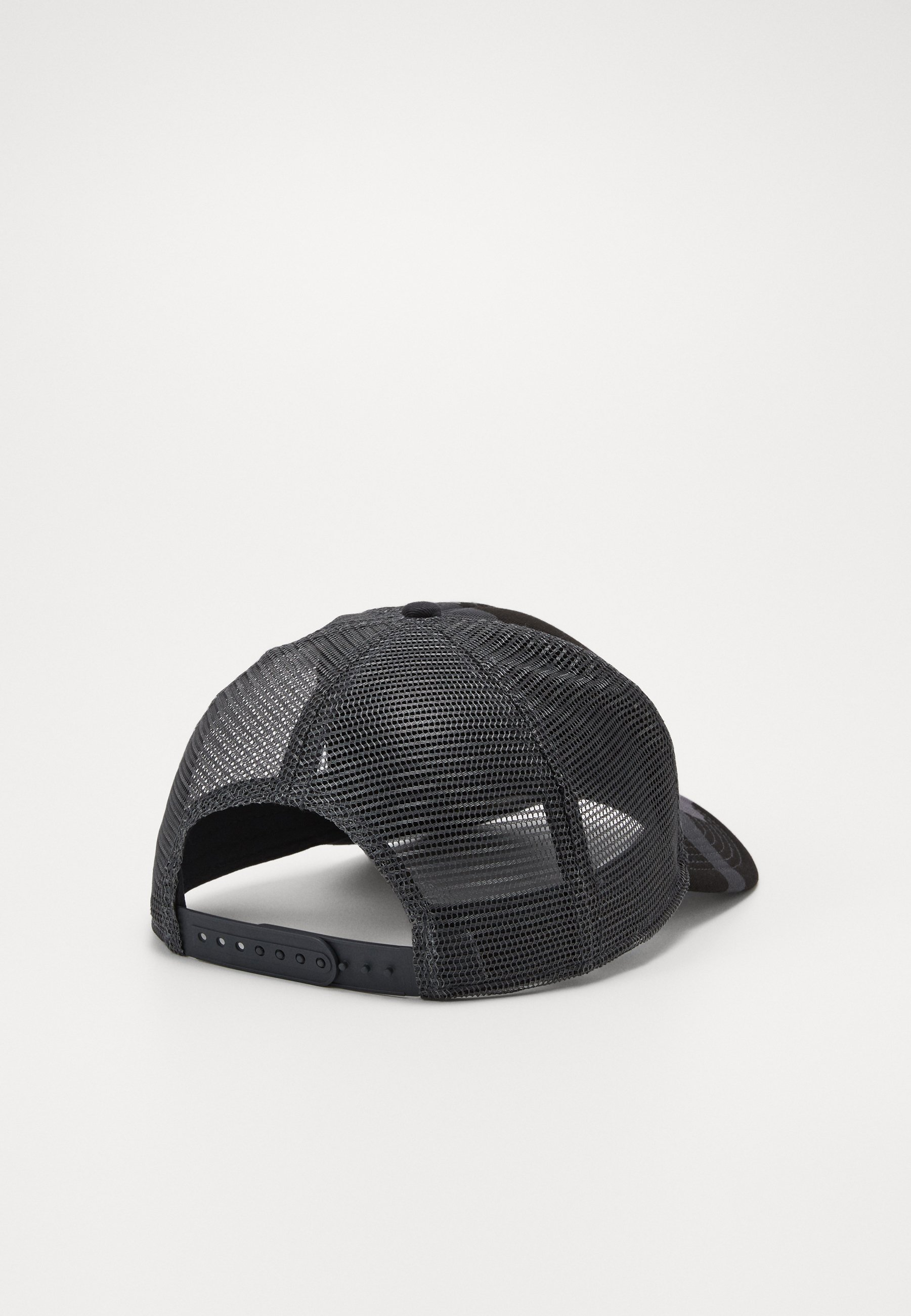 Nike Sportswear Camo Trucker - Cap Dark Grey/dunkelgrau
