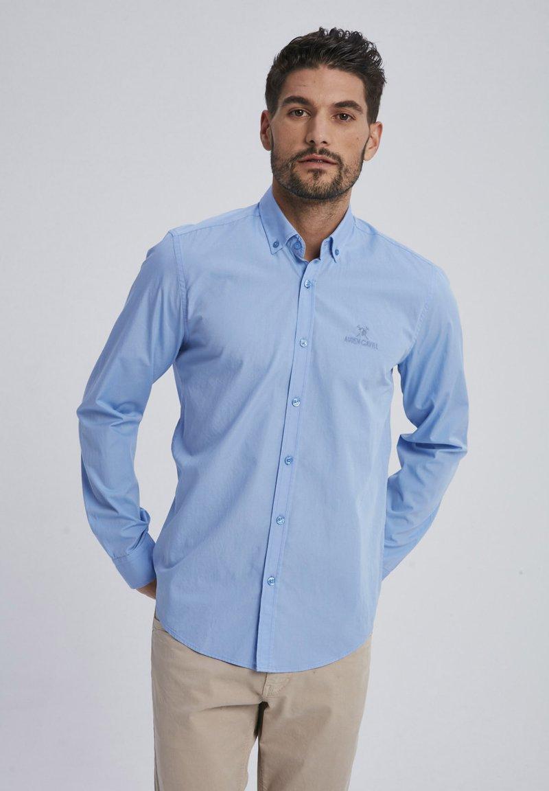 Auden Cavill - Shirt - light blue