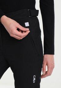CMP - WOMAN  - Snow pants - nero - 4