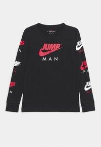Jordan - JUMPMAN TRIPLE THREAT - Long sleeved top - black - 0