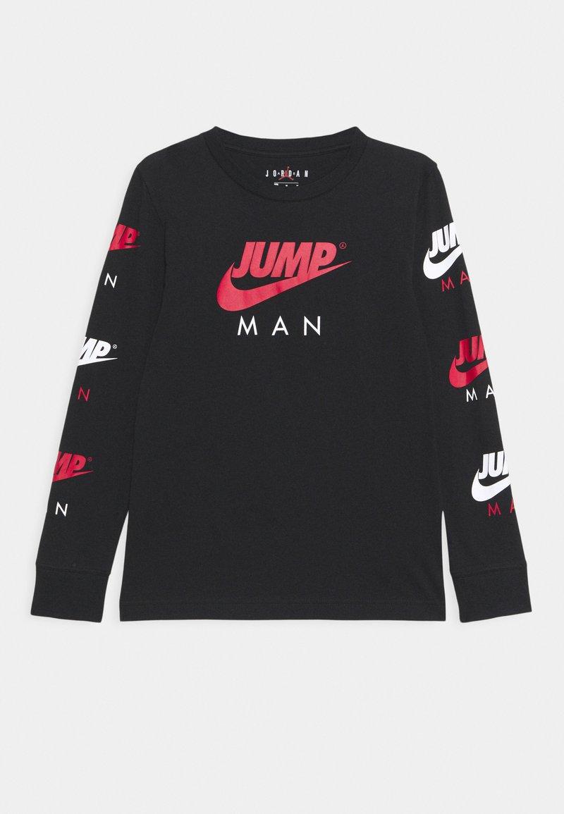 Jordan - JUMPMAN TRIPLE THREAT - Long sleeved top - black