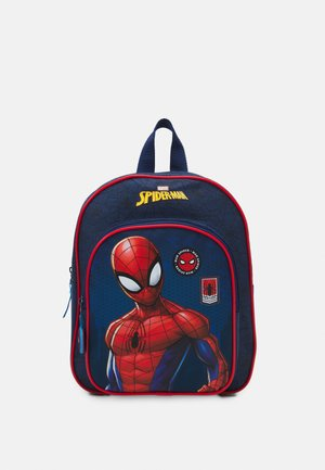 BACKPACK SPIDER MAN BE STRONG UNISEX - Batoh - navy