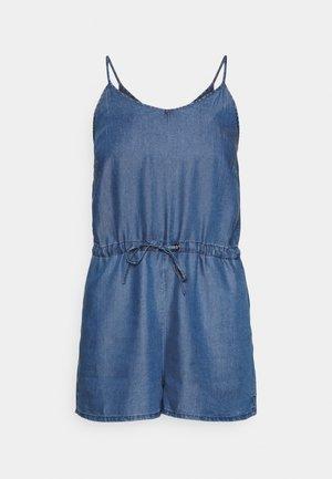 ONLMIKKA LIFE - Jumpsuit - dark blue denim