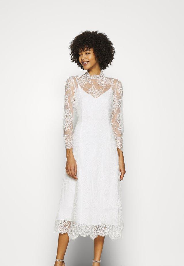 AILANTO - Cocktail dress / Party dress - snow white