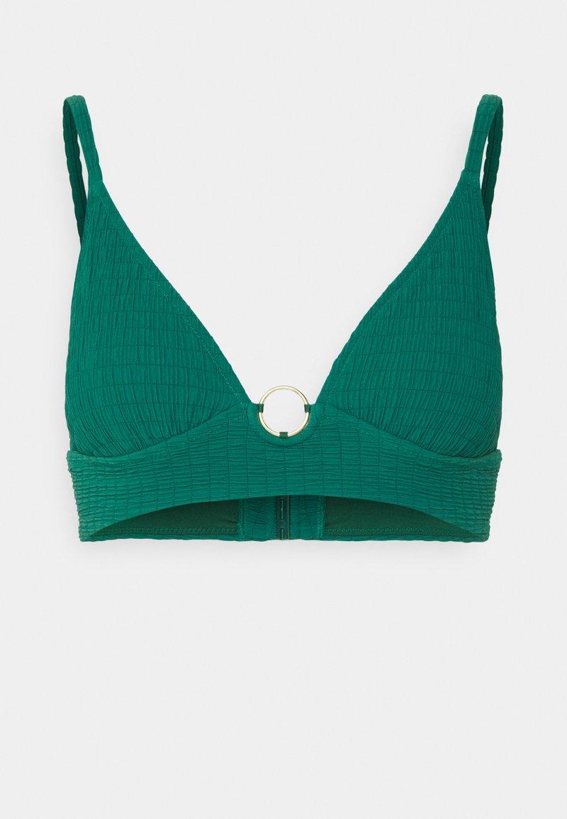 watercult - SOLID CRUSH - Bikinitop - green buzz