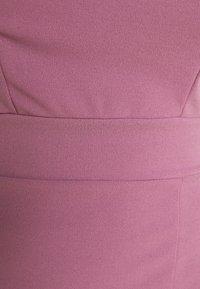 WAL G. - ELIZA MIDI  - Cocktail dress / Party dress - mauve pink - 5