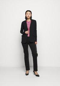 Lauren Ralph Lauren - Straight leg jeans - black - 1