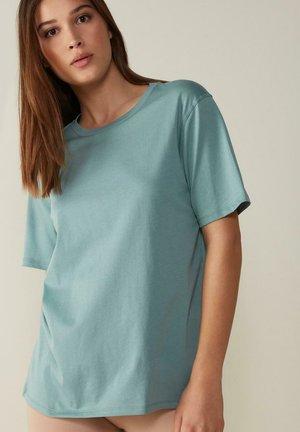 AUS SUPIMA® - T-shirt - bas - acquamarina