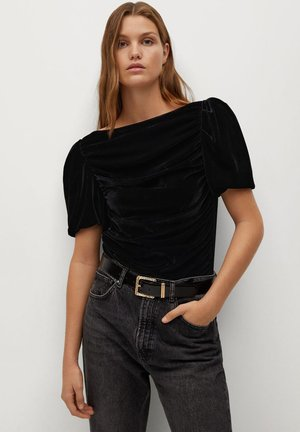 TOVE-I - Basic T-shirt - black