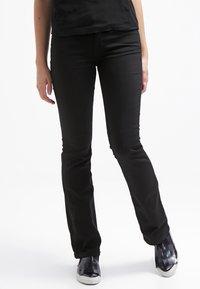 Levi's® - 715 BOOTCUT - Bootcut jeans - black sheep - 0