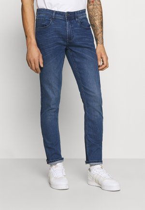 TWISTER  - Slim fit jeans - denim middle blue