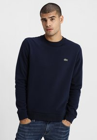 Lacoste - Sweatshirts - marine - 0