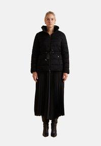 Elena Mirò - Winter jacket - nero - 1