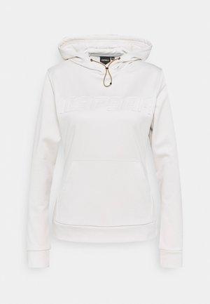 DERMA - Huppari - natural white