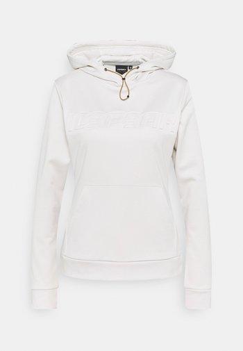 DERMA - Hoodie - natural white