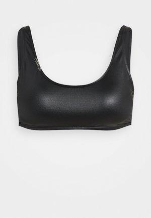 CORE ESSENTIALS BRALETTE - Bikiniöverdel - black