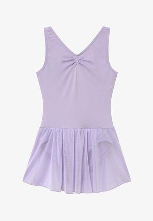 BALLET TANK DRESS - Sports dress - lavender