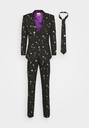 FANCY FIREWORKS - Suit - black