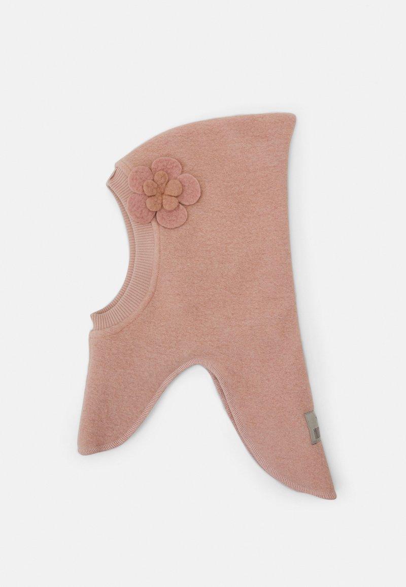 Huttelihut - ELFIE FLOWERS - Beanie - rose