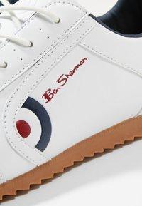Ben Sherman - TARGET - Sneakers laag - white - 5