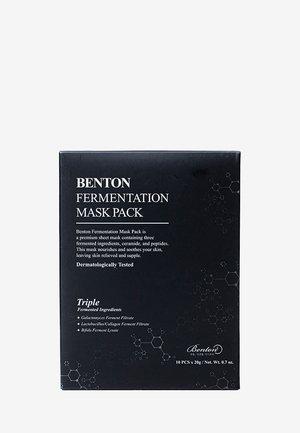 FERMENTATION MASK PACK (3 UNIT) - Ansiktsmask - -