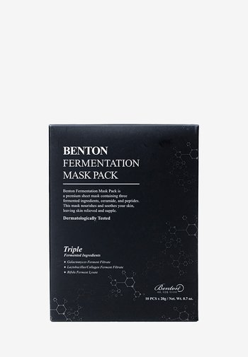 FERMENTATION MASK PACK (3 UNIT) - Face mask - -