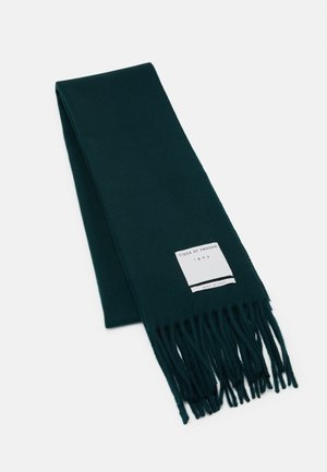 SYLAN UNISEX - Scarf - midnight green