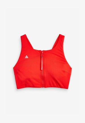 PERFORMANCE  - Bikini top - red