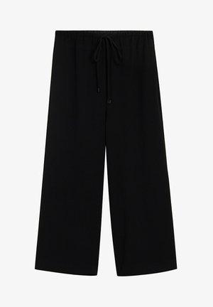LUNA-A - Pantalon classique - schwarz