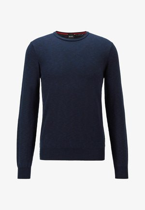 AMIOX - Sweater - dark blue