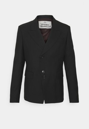 PEACOCK JACKET - Blazer jacket - black