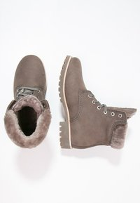 Panama Jack - IGLOO - Lace-up ankle boots - gris - 2