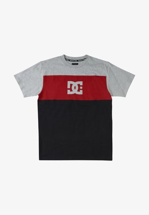 GLEN END - Print T-shirt - black